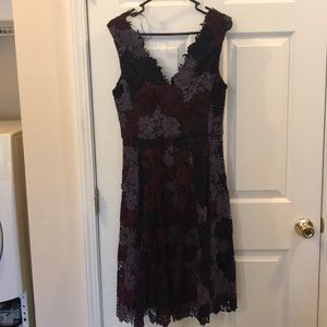 Vera wang dress size 8